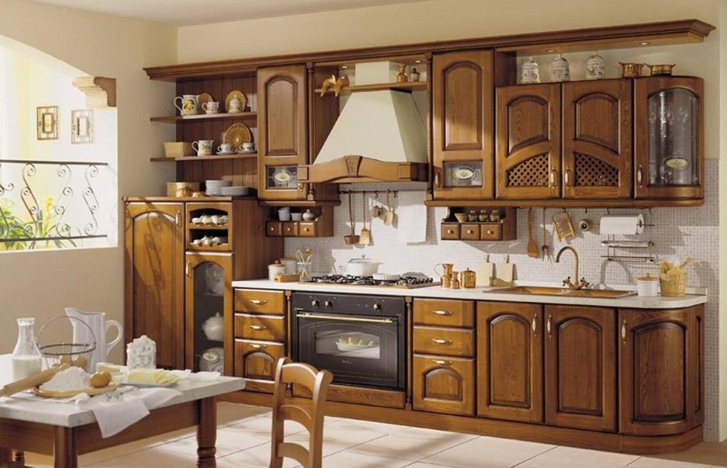 Cucine Stile Classico